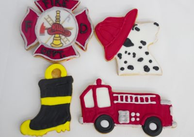Fire Department Assortment