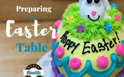 Easter Egg Cakes For Every Table