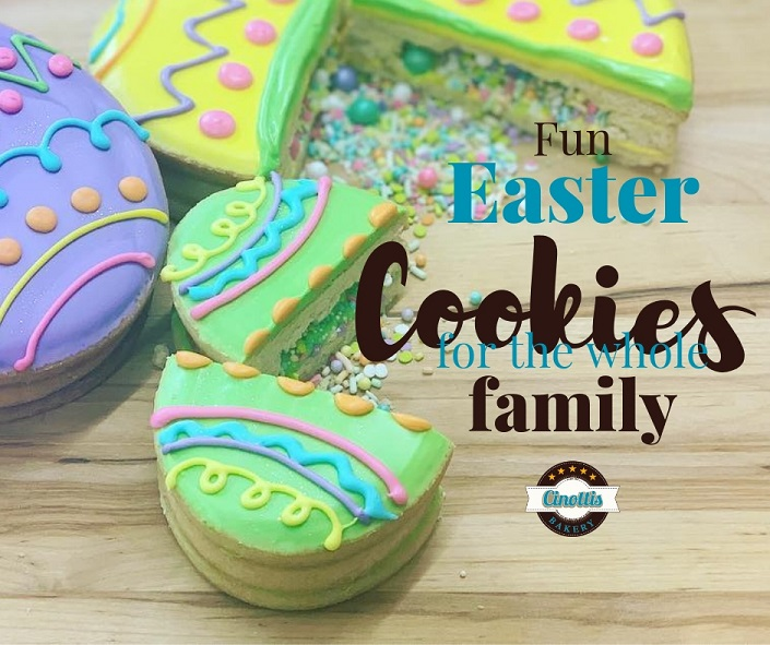 Easter Cookies for Everyone