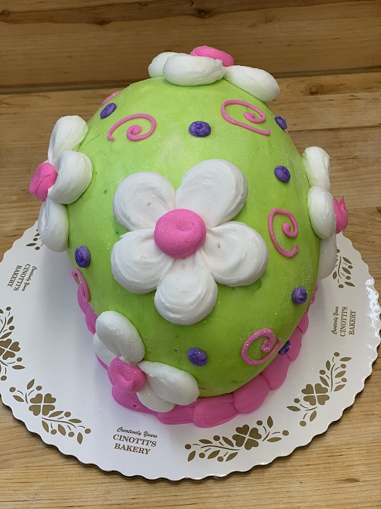 Easter Egg Cakes For Every Table Cinotti S Bakery