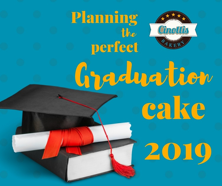 Planning the perfect graduation cake