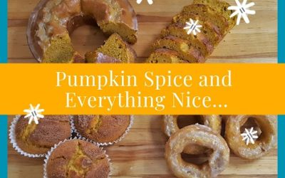 Pumpkin Spice and Everything Nice…