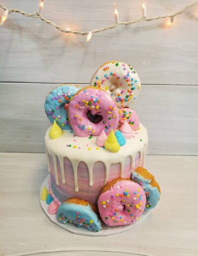 Sprinkle Donut Drip